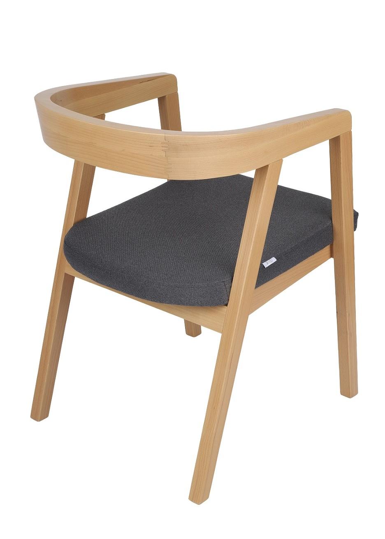 Krzesło Scandi w tkaninie Novel 12