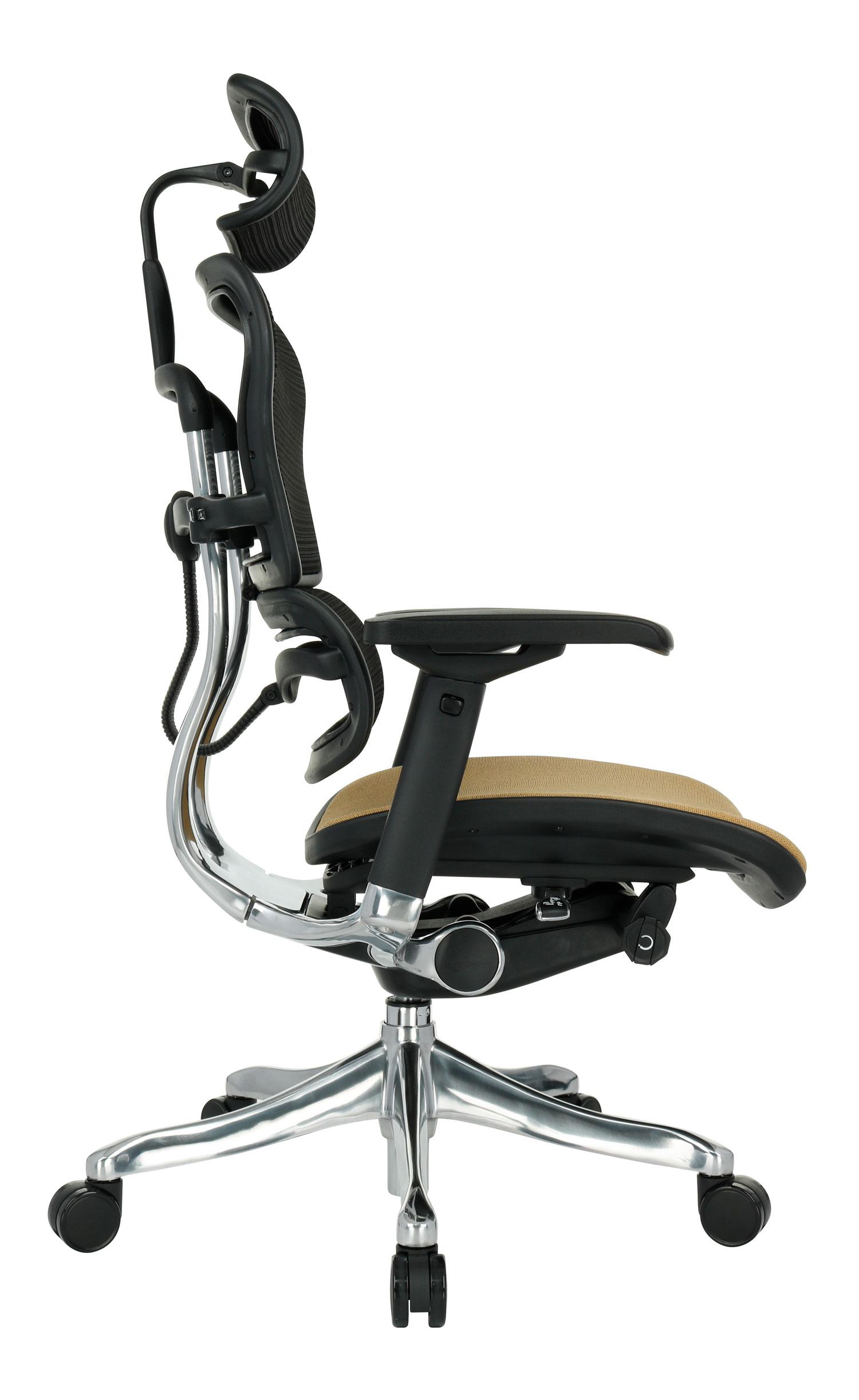 Ergohuman Plus Elite Color, Backrest: KMD 31, Seat: Cura CU07