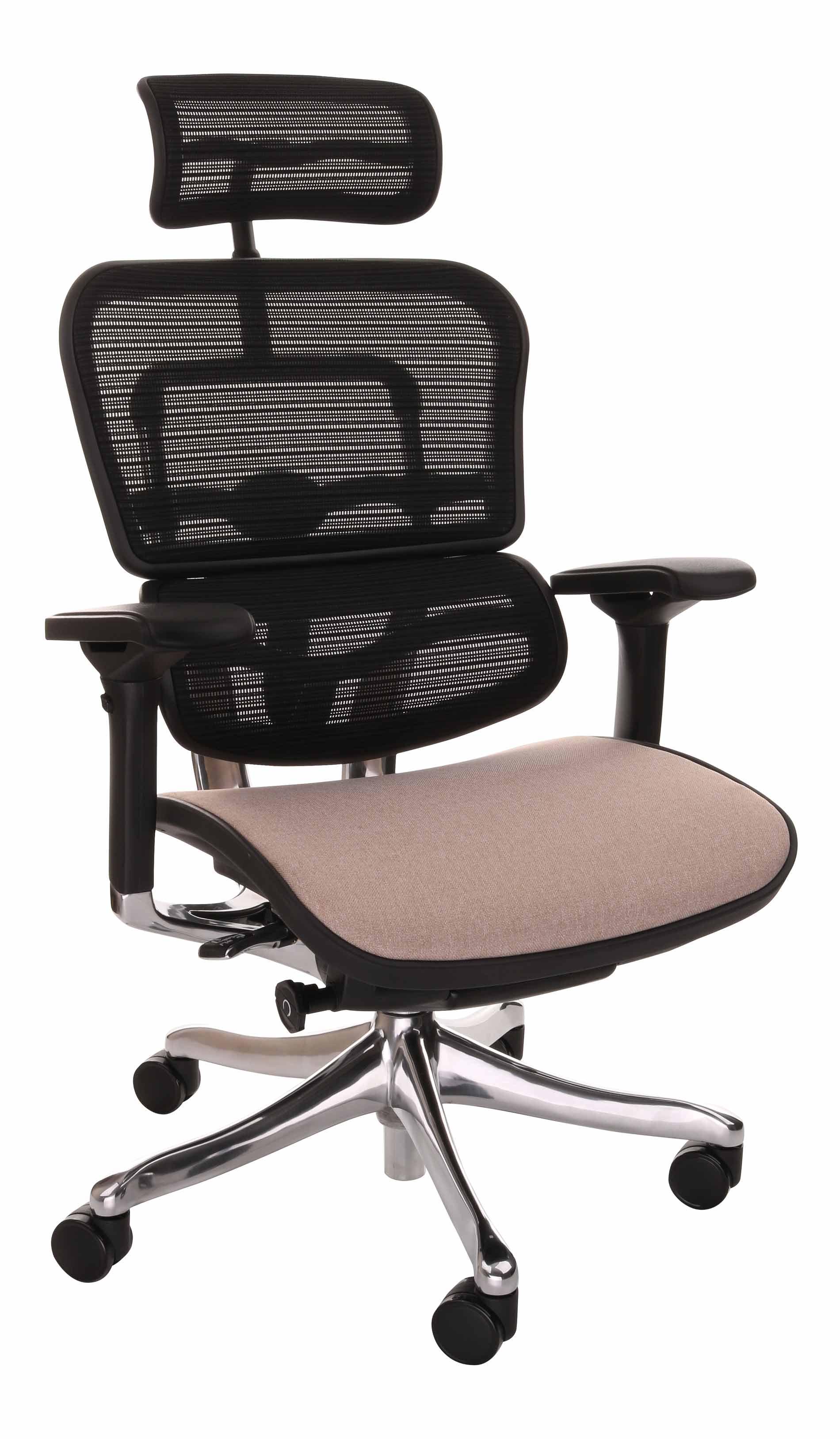 Ergohuman Plus Elite Color, Backrest: KMD 31, Seat: Flex FX02